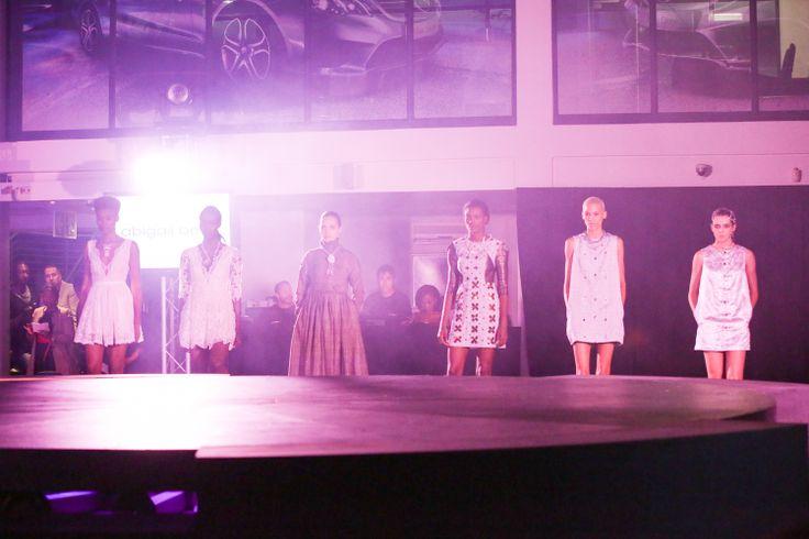 Mercedes-Benz Fashion Week Joburg Lifestyle Event - Bryanston 2014
