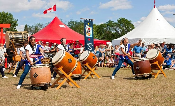 Don't miss out on the amazing Heritage Festival in Edmonton, Alberta this weekend!