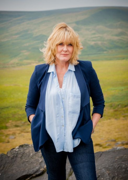#SarahLancashire - Happy Valley star on why she thinks we should get out more.