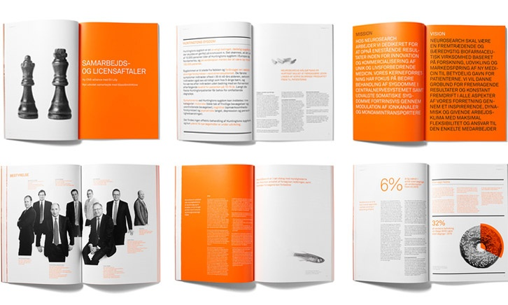 Neurosearch annual report | kontrapunkt
