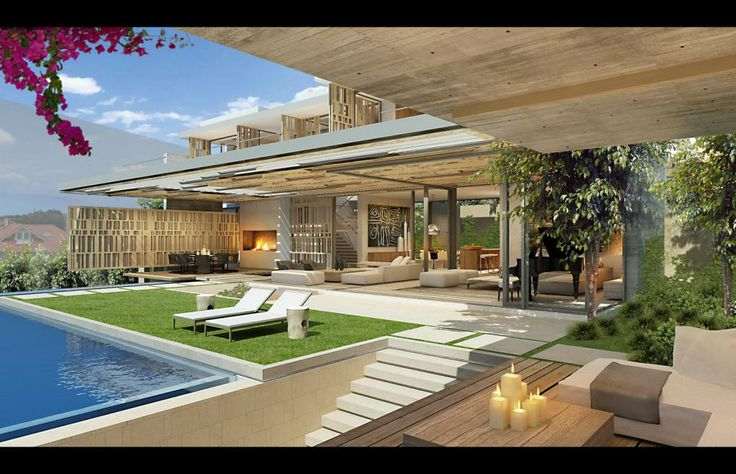 Modern Home Design | A Gold | Sydney, Australia | SAOTA