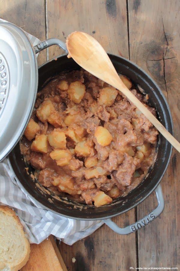 La cucina spontanea: A fuoco lento: lo spezzatino del signor Pelliccia per l'Mtc