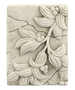 Look at this #zulilyfind! Cement Leaves Wall Plaque by Stonebriar Collection  #zulilyfinds