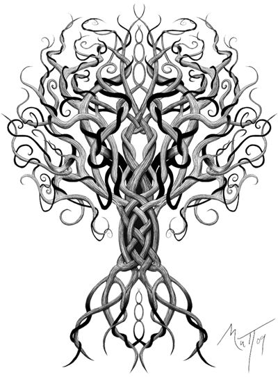 Tree tattoo....would be cool with words in the roots like family, love, faith to keep you grounded.