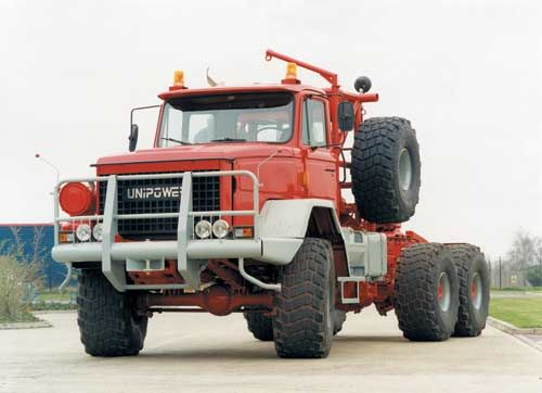UNIPOWER (formerly Scammell)