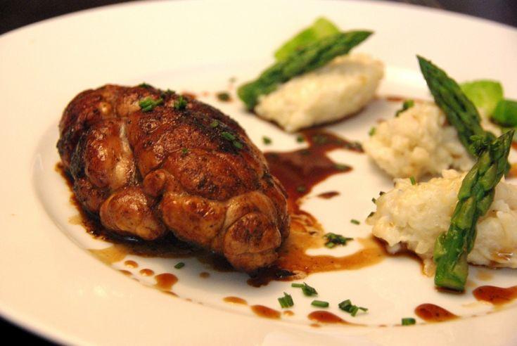 17 best images about ris de veau sweetbread mollejas on pinterest restaurant sauces and - Comment cuisiner des ris de veau ...