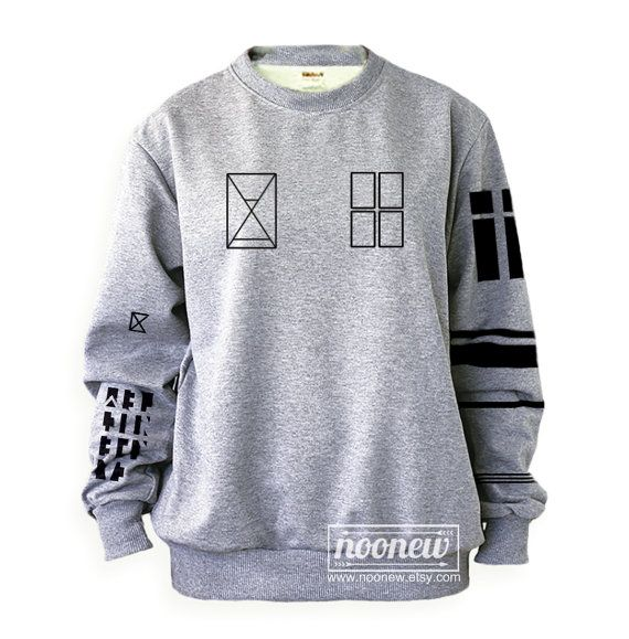 twenty one pilots Joseph Sweatshirt Sweater Jumper Pullover Shirt  Size S by Noonew