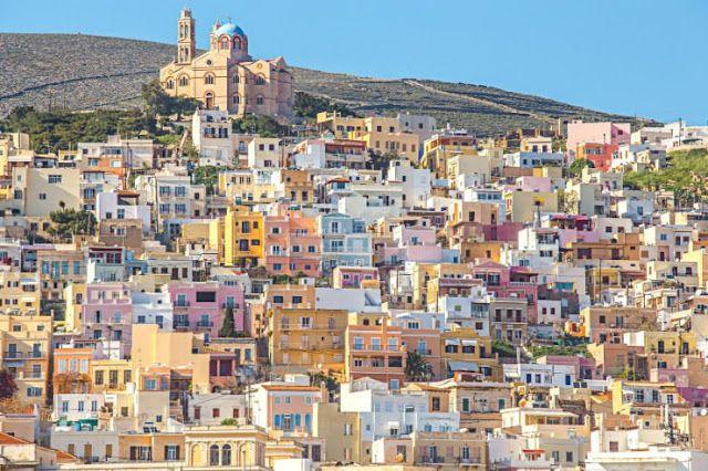 Top 10 Kepulauan Yunani Yang Menakjubkan  Wisata - November 20 2016 at 12:28PM