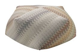 Remich Pw Diamante Pouf  Contemporary, Upholstery  Fabric, Miscellaneou by Missoni Home