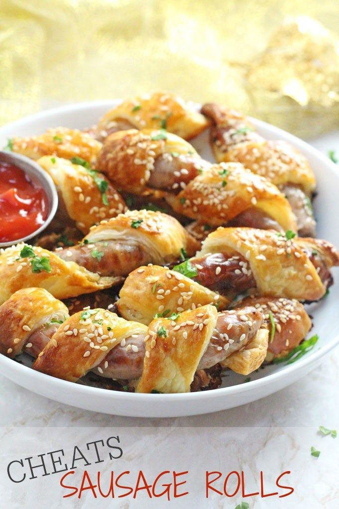 A recipe for homemade sausage rolls made super easy with my cheat's shortcuts! | My Fussy Eater blog