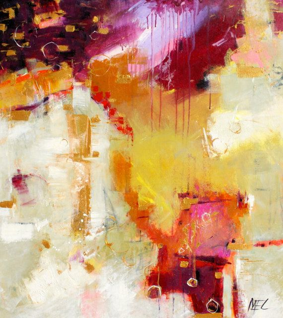 Modern Abstract Painting Ideas