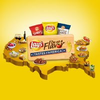 Lay's Do Us A Flavor is back! The search is on for the next great potato chip idea. Create one using your favorite flavors from around the country and you could win $1 million! See Rules.