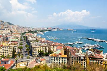 Posillipo Hill, Naples
