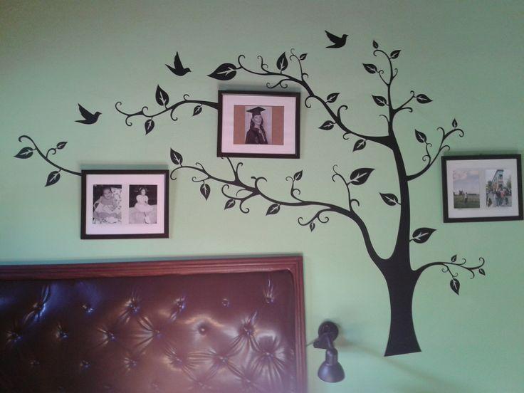 48 best images about historia familiar on pinterest - Decoracion de paredes con fotos ...