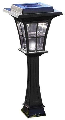 Moonrays 91750 Walker Style Solar Light, Plastic Path Light, LED is 6X-Brighter, Black, 2-Pack by Moonrays. $19.22. From the Manufacturer                Moonrays 91750 Walker Style Solar Light, Plastic Path Light, LED is 6X-Brighter, Black, 2-Pack If you're looking for Bright Solar Lights, look no further! Moonrays has made Bright 6X Solar path lights the put out 6-times the amount of light of normal path lights. Regular solar lamps put out 1.25 lumens but these have 7...