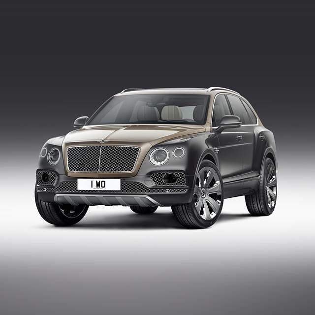 25 best ideas about Bentley suv on Pinterest  Bently car Luxury