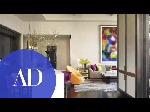 An Interview with Jamie Drake on His New Home in Manhattan - YouTube