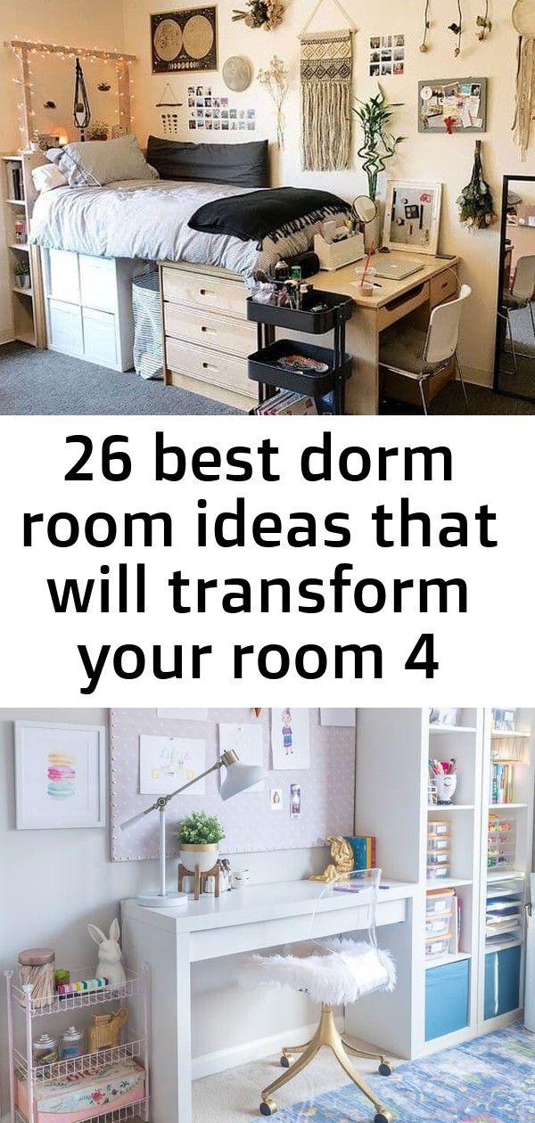 Ikea Dorm Room Ideas: Dorm Room Ideas Love This Ikea Malm Desk And Kallax Shelf