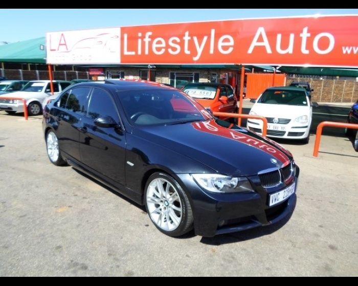 2007 BMW BMW 320D (E90) M-SPORT , SUNROOF BMW 320D (E90) M-SPORT , SUNROOF IMMACULATE / FSH, http://www.lifestylemotors.co.za/bmw-bmw-320d-e90-m-sport-sunroof-bmw-320d-e90-m-sport-sunroof-certified-pre-owned-pretoria-gau_vid_2803343_rf_pi.html
