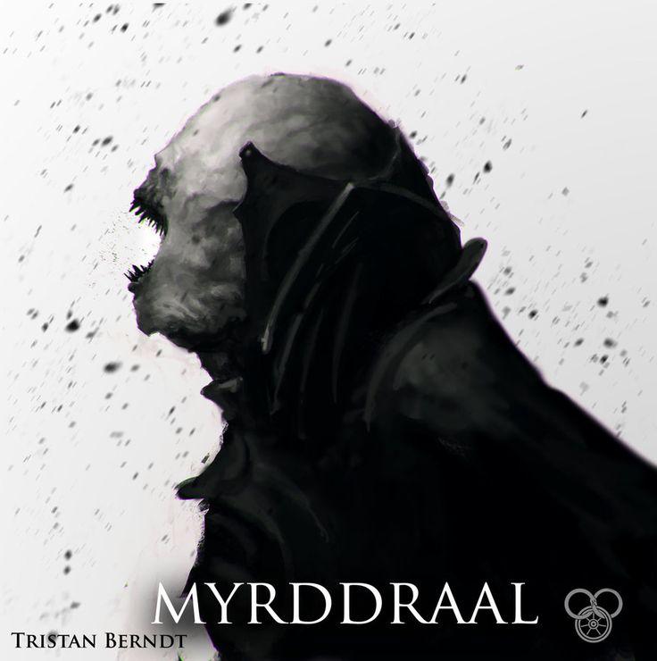 Myrddraal - Wheel Of Time by ~TristanBerndtArt on deviantART