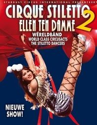 June 2013 - February 2014. Company Manager of Cirque Stiletto 2. Responsible for a company of over 40 people.