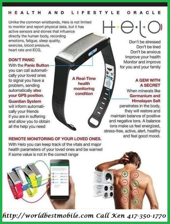 H∙E∙L∙O is the world's most advanced wearable technology!!! About H.E.L.O:  https://youtu.be/K7Uwig5qzoA * Remote health tracking in real time 24/7 * Automatic companion GPS panic button  * Active sensors minerals and stones to enhance life quality * Perfect for our seniors, family members, athletes, health care professionals, medical practitioners, etc. Main features: • Blood Pressure • Hart Beat • Breath Rate • ECG • Calorie burning • Step and Fitness management • Mood Analysis •