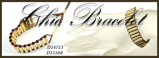 Sieradenproject inspiratie: Chic Bracelet