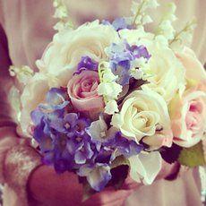 Esküvői csokor Wedding flower