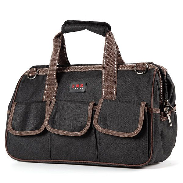 17inch Multifunctional Electrical Bag Tools Case Oxford Bag Electrician Canvas Tool Bag