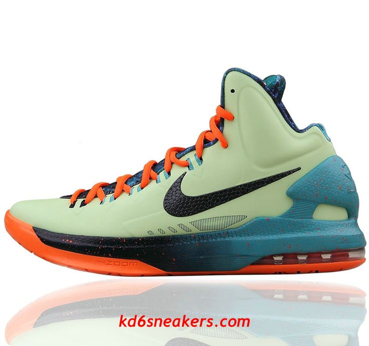Nike Zoom KD V AS 2013 NBA Allstar Game Kevin Durant Basketball shoes #KD #