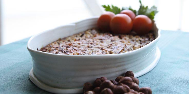 Lykkefad (svampe/nøddesteg) - Veganer.nu
