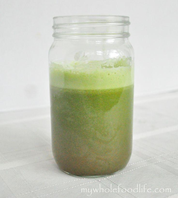 Energizing Green Juice