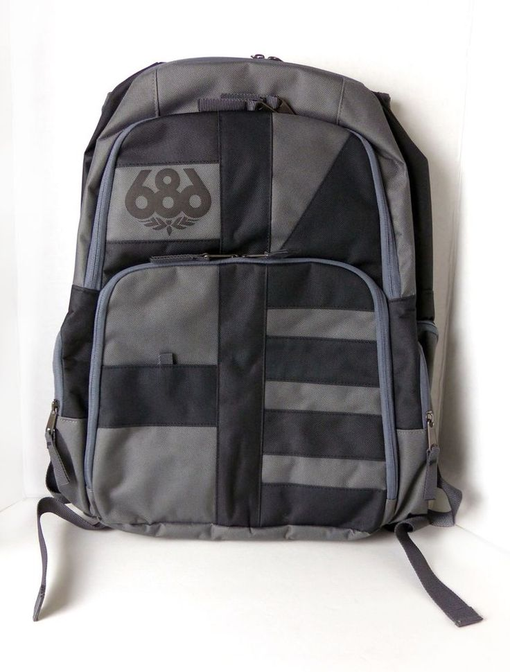 Рюкзак 686 время рюкзак популярен любим жителей города удобен практичен повседневной городской