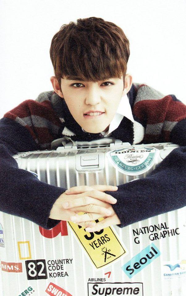 "Seventeen leader S Coups Photobook [SCAN HD] SEVENTEEN 3rd Mini Album ""GOING SEVENTEEN"""