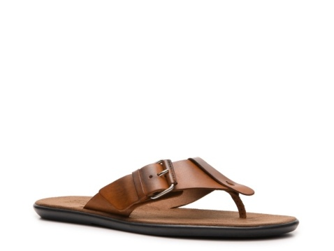 Mercanti Fiorentini Men's Leather Sandal