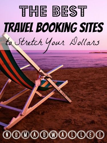 Planning a trip? Here's where you can find the best deals online. The Best Travel Booking Sites for Travel Deals | Nomad Wallet http://www.nomadwallet.com/travel-booking-sites/