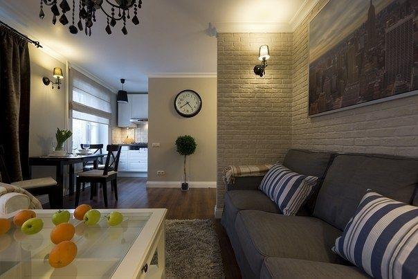 Уютная гостиная - Дизайн интерьеров | Идеи вашего дома | Lodgers