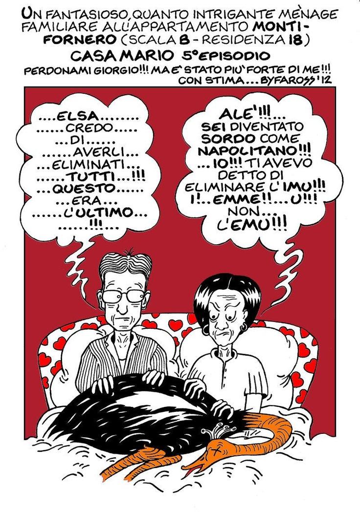 CASA MARIO 5°Episodio - Luglio 2012