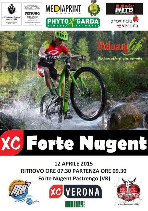 Domenica 12 aprile 2015 si svolge la XC Forte #Nugent la gara riservata alle #MTB. @gardaconcierge