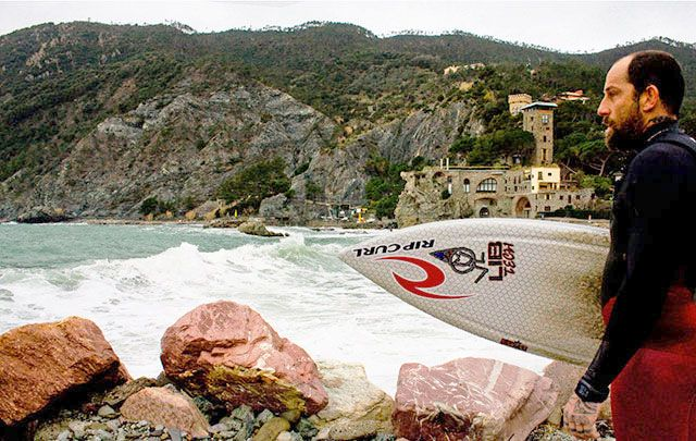 Cinque Terre Search by Rip Curl
