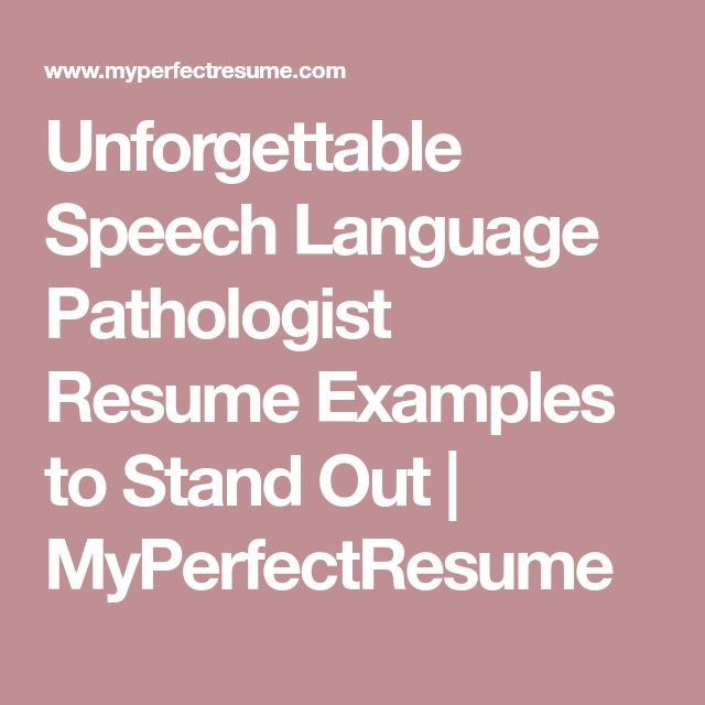68 best speech!!! images on Pinterest Articulation therapy - assistant speech pathologist sample resume