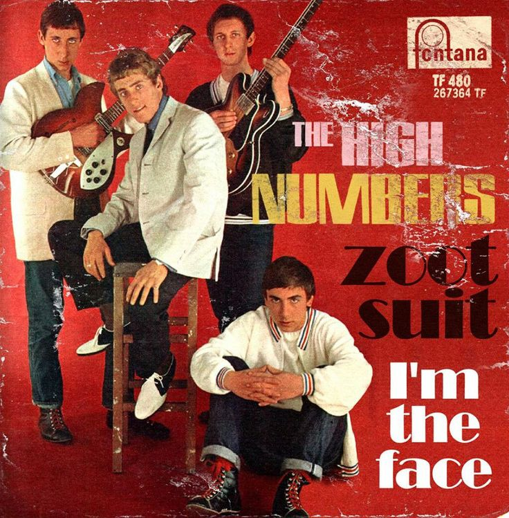 The High Numbers (1964)