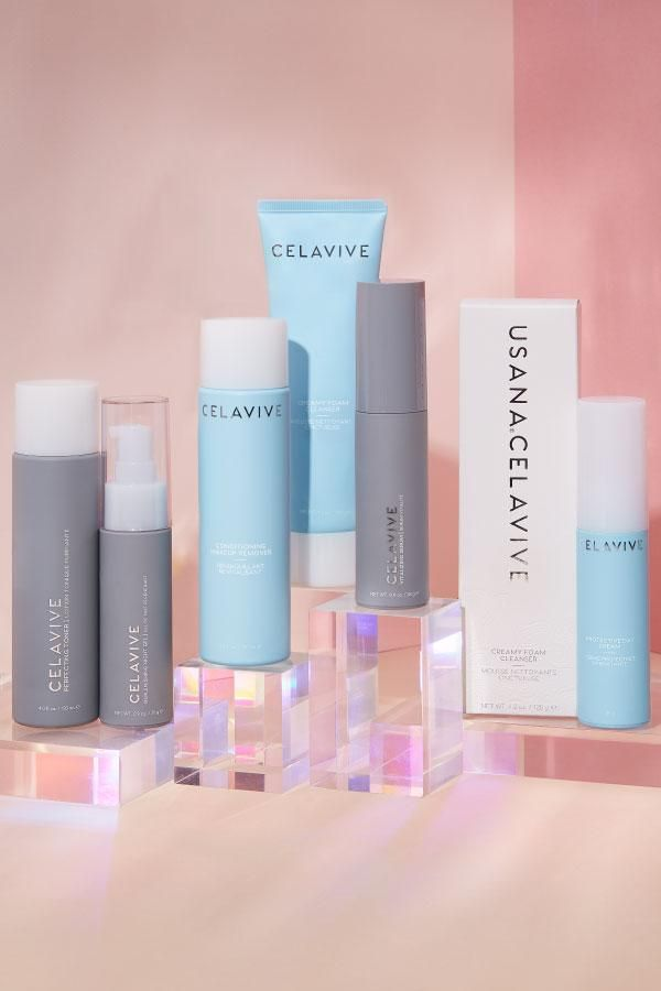 Celavive Go Beyond What You See Celavive S Exclusive Ingredient Complexes Work To Counteract Visible Signs Of Chrono Skin Care Usana Health Sciences Usana