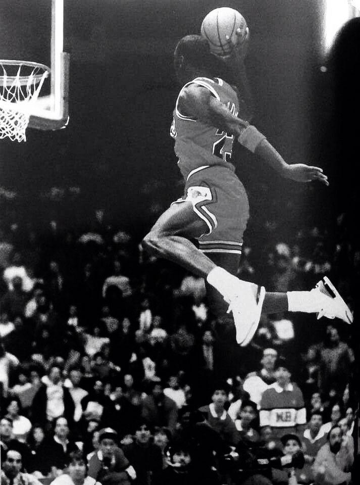 // MJ flying around on a Monday // #MJmondays //