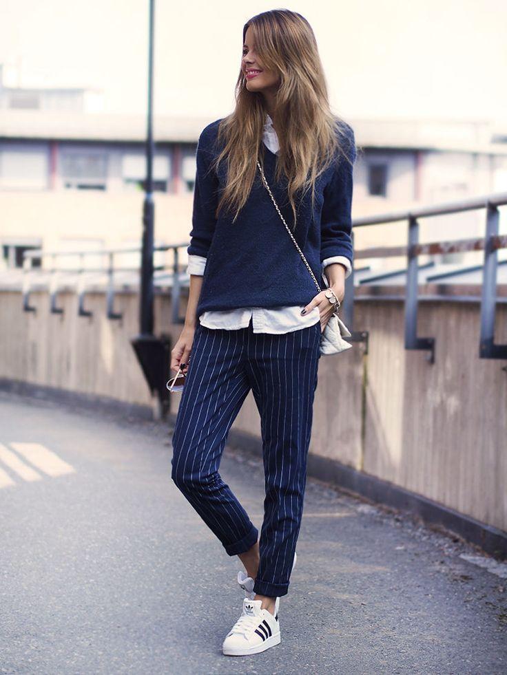 Adidas Superstar Femme Mode