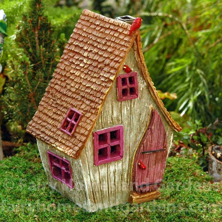 Fairy Homes and Gardens - The Foxbury Fairy House, $27.99 (https://www.fairyhomesandgardens.com/the-foxbury-fairy-house/)