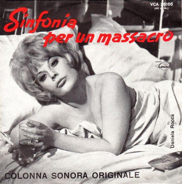Michel Magne - Sinfonia Per Un Massacro at Discogs