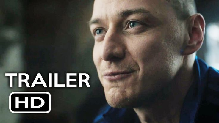 Split Official Trailer #2 (2017) James McAvoy Thriller Movie HD