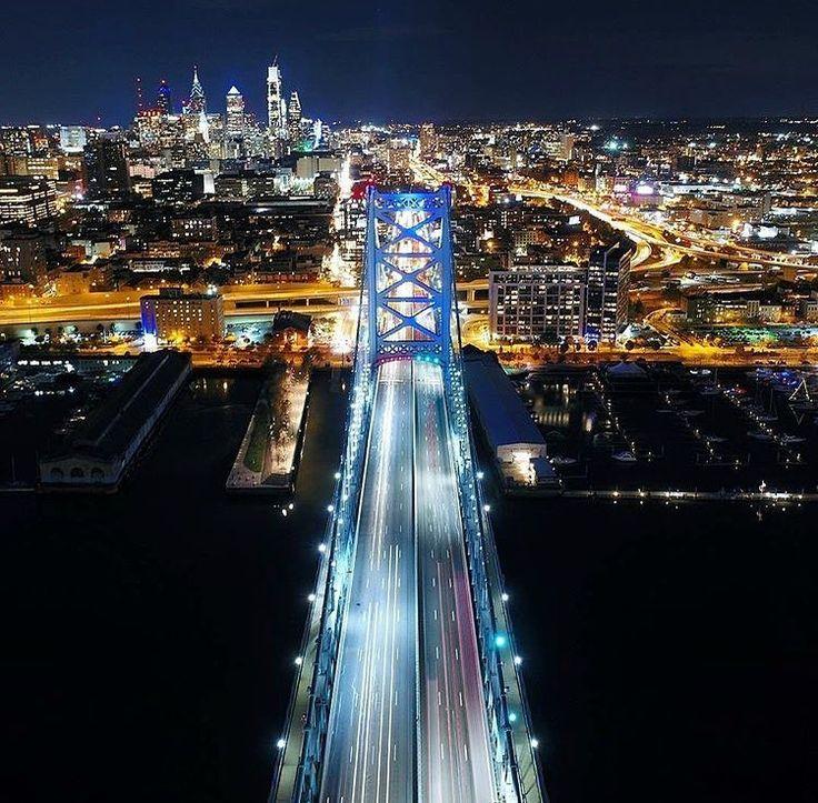Happy Friday Philadelphia! (: @dronersworld) #6abcaction
