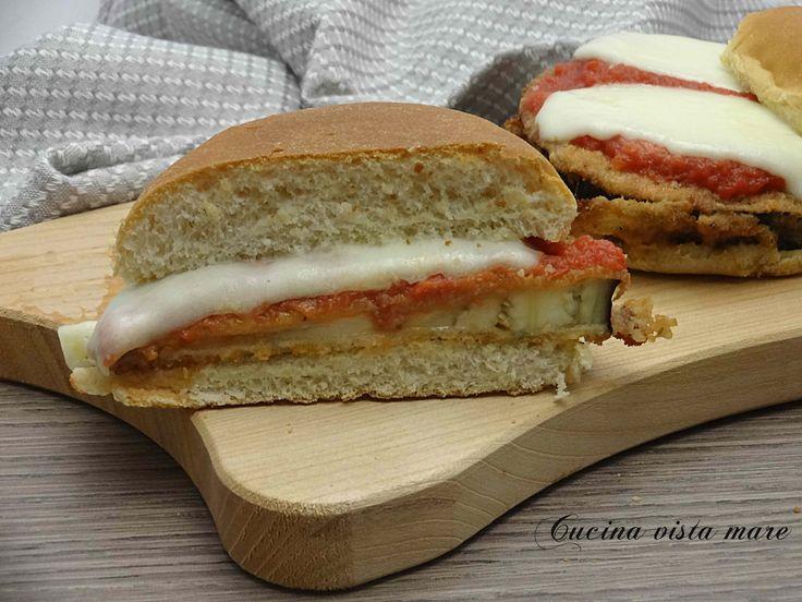 Parmigiana+burger